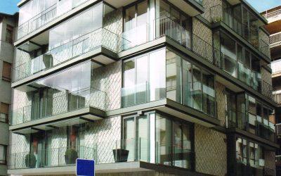 PLAÇA GUILLEMÓ III RESIDENTIAL BUILDING