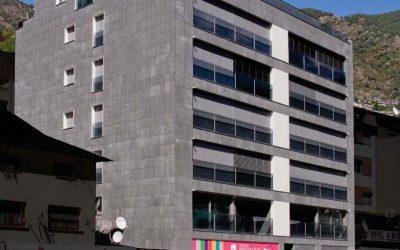 BRONZE BUILDING