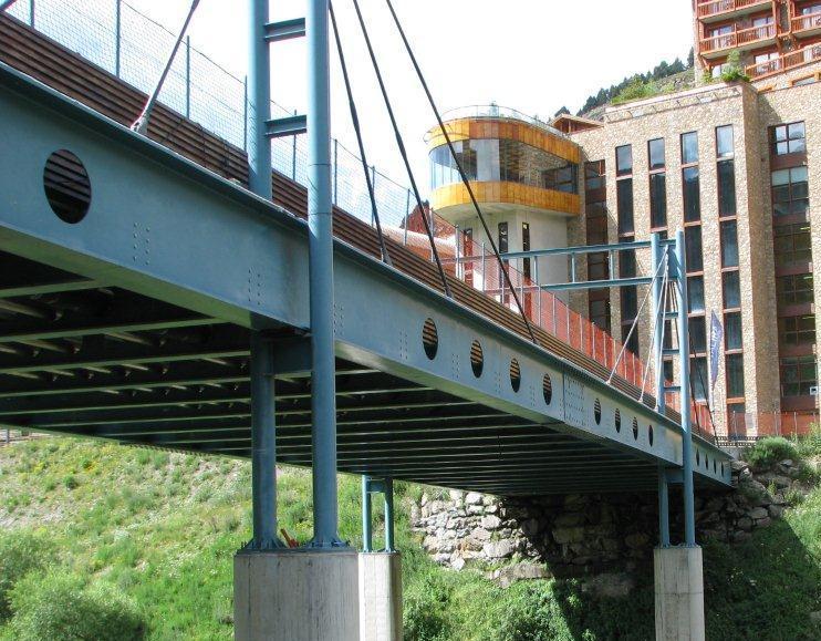 SKIING BRIDGE – SOLDEU