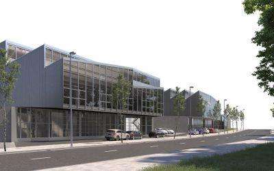 -LA BARTRA- INDUSTRIAL BUILDINGS