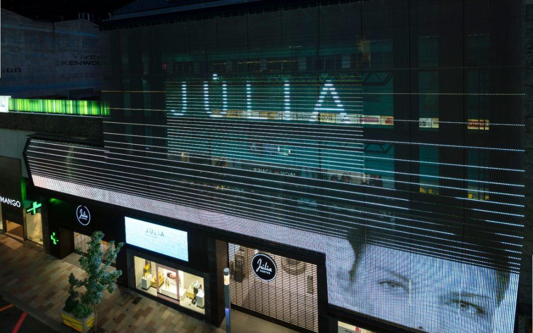 """REFURBISHMENT OF """"CENTRE JULIA"""" BUILDING"""