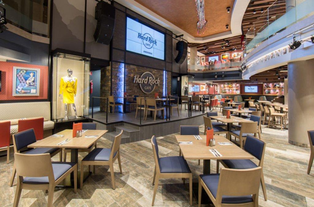 HARD ROCK CAFÉ ANDORRA